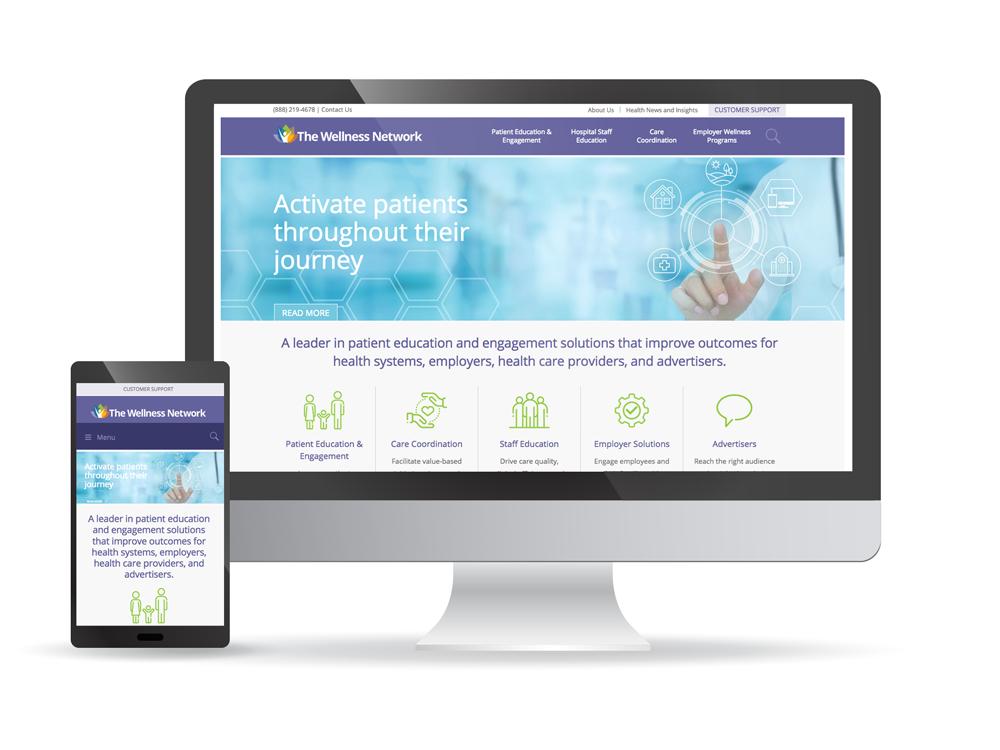 The Wellness Network Website